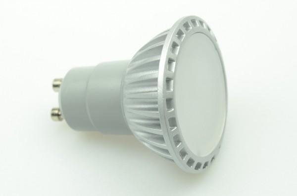 GU10 LED-Spot PAR16 LED4S10LD Hochvolt warmweiss (2700°K) dimmbar. Einsetzbar im Spannungsbereich: 230V AC
