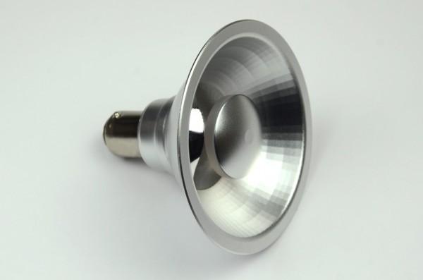 BA15D LED-Bajonettsockellampe AR70 LED16AR70BADS Niedervolt DC-kompatibel (gleichstrom-fähig) warmweiss (2700°K) dimmbar. Einsetzbar im Spannungsbereich: 12V AC