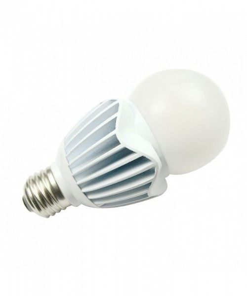 E27 LED-Globe LB60 LED63G6227Lm Hochvolt warmweiss (3000°K) Hoher Lichtstrom, Ta bis 60°C. Einsetzbar im Spannungsbereich: 100-277V AC