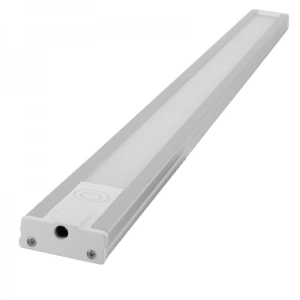 LED-Lichtleiste Niedervolt DC-kompatibel (gleichstrom-fähig) LED144LLDT warmweiss (3000°K) Lineares Licht. Einsetzbar im Spannungsbereich: 10-30V DC