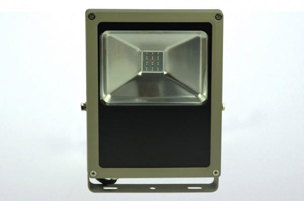 LED-Pflanzenleuchte Hochvolt LED30Fx22LoRB rot/blau 450/660 Nm Pflanzenzucht/Wachstum. Einsetzbar im Spannungsbereich: 100-240V AC