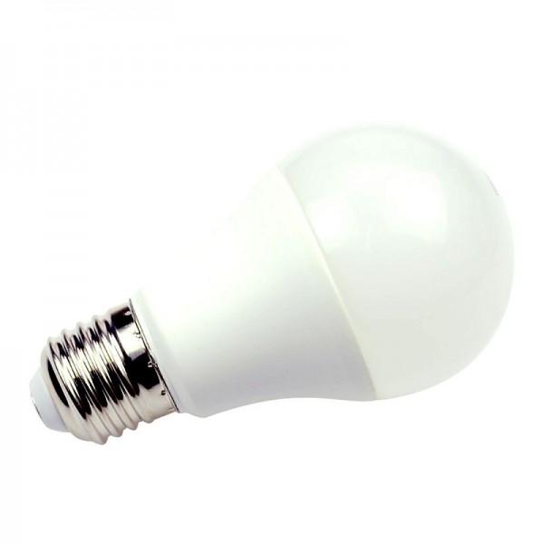 E27 LED-Globe LB60 LED9G6027Lm Niedervolt DC-kompatibel (gleichstrom-fähig) warmweiss (3000°K) NUR DC !. Einsetzbar im Spannungsbereich: