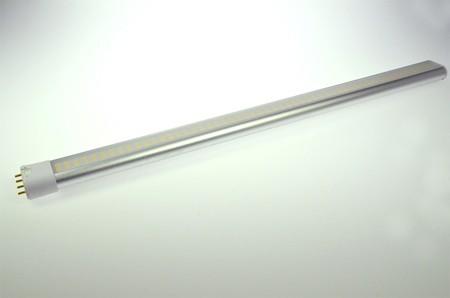 2G11 LED-Kompaktlampe LED108Ko2G11LNW Hochvolt neutralweiss (4100°K) inkl. Netzteil. Einsetzbar im Spannungsbereich: 100-240V AC