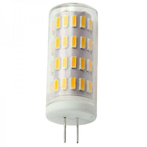 G4 LED-Stiftsockellampe LED63STG4L Niedervolt DC-kompatibel (gleichstrom-fähig) warmweiss (3000°K) . Einsetzbar im Spannungsbereich: 10-24V AC