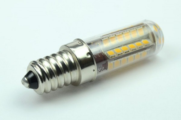 E14 LED-Tubular AC/DC 210 Lumen 270° warmweiss 3 W kleine Bauform Green-Power-LED