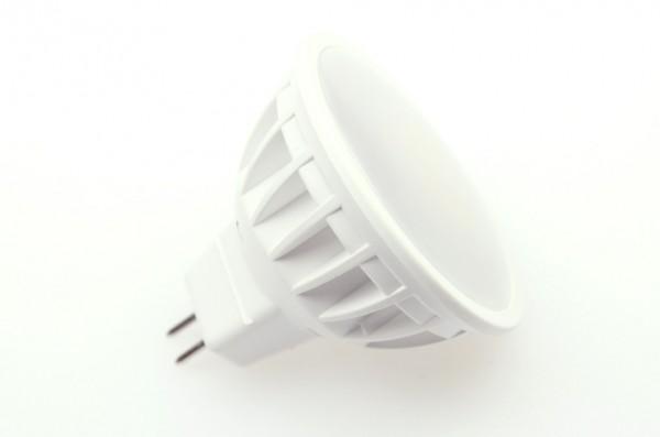 GU5.3 LED-Spot PAR16 LED8S53LDRGBW Niedervolt DC-kompatibel (gleichstrom-fähig) RGB/warmweiss (RGB+3000°K) RGBW Funktion. Einsetzbar im Spannungsbereich: 12V AC