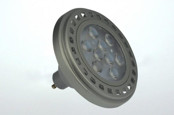 GU10 LED-Spot AR111 LED9x1A10S Hochvolt warmweiss (3000°K) dimmbar. Einsetzbar im Spannungsbereich: 230V AC