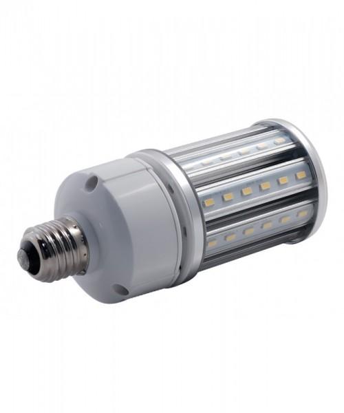 E27 LED-Tubular LED54Tu27LoAM Hochvolt DC-kompatibel (gleichstrom-fähig) amber (1900°K) IP64, 4KV. Einsetzbar im Spannungsbereich: 100-277V AC