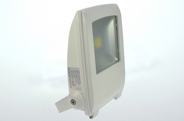LED-Flutlichtstrahler AC 4500 Lumen 120°-150° kaltweiss 50W Strukturiertes Glas Green-Power-LED