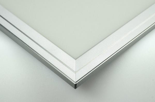 LED-Panel Hochvolt LED64PALKW60 kaltweiss (5500-6500°K) Einbaupanel. Einsetzbar im Spannungsbereich: 100-240V AC