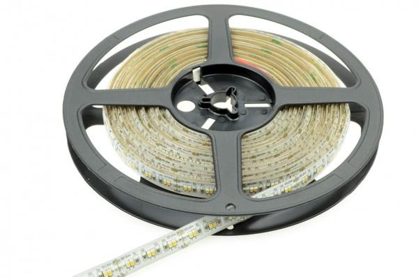 LED-Lichtband Niedervolt DC-kompatibel (gleichstrom-fähig) LED180B600w22WWKWo warm/kaltweiss (2700-8500°K) IP65, CRI>90. Einsetzbar im Spannungsbereich: 12V DC
