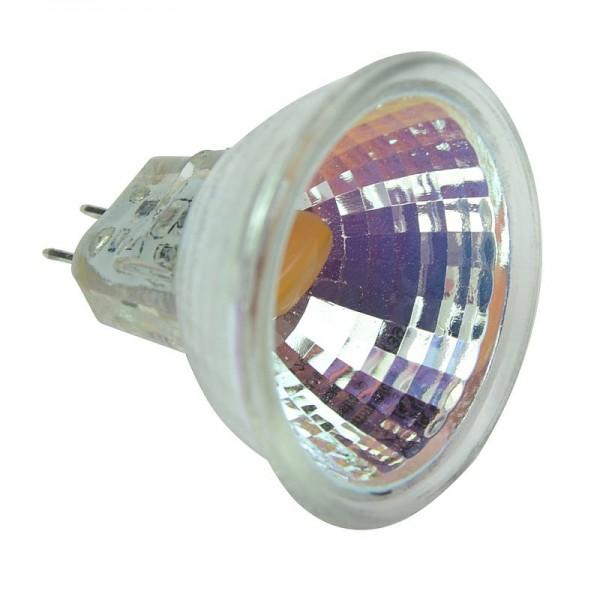 GU4 LED-Spot MR11 AC/DC 150 Lumen 60° warmweiss 1,5 W dimmbar Green-Power-LED