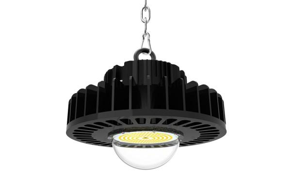 LED-Hallentiefstrahler Hochvolt LED200HL1022LoKW kaltweiss (5500°K) flimmerfrei. Einsetzbar im Spannungsbereich: 85-265V AC