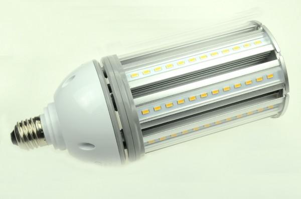 E27 LED-Tubular LED108Tu27Lo Hochvolt warmweiss (3000°K) IP64. Einsetzbar im Spannungsbereich: 100-277V AC