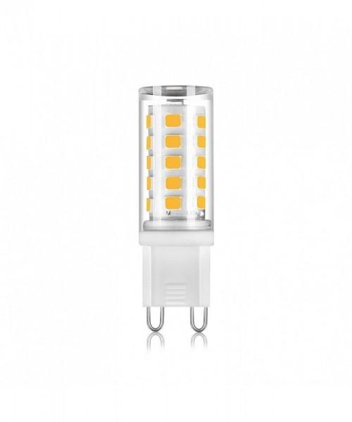G9 LED-Stiftsockellampe LED32TU9L Hochvolt warmweiss (2700°K) kleine Bauform, flimmerfrei. Einsetzbar im Spannungsbereich: 220-240V AC