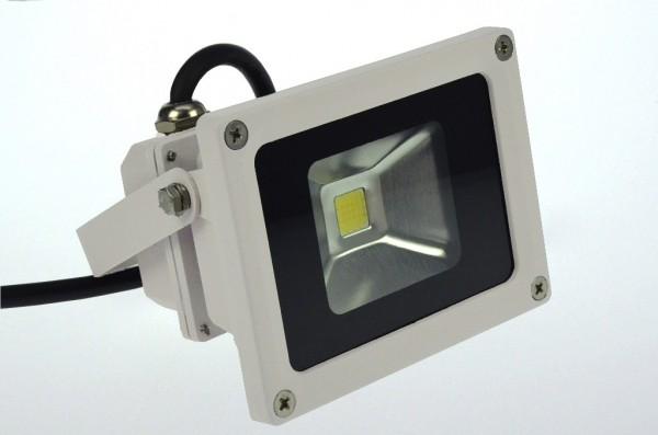 LED-Flutlichtstrahler AC/DC 600 Lumen 120° warmweiss 12W Green-Power-LED