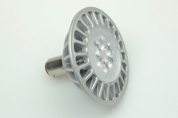 BA15D LED-Bajonettsockellampe AR70 LED6AR70BADL Niedervolt DC-kompatibel (gleichstrom-fähig) warmweiss dimmbar. Einsetzbar im Spannungsbereich: 12V AC