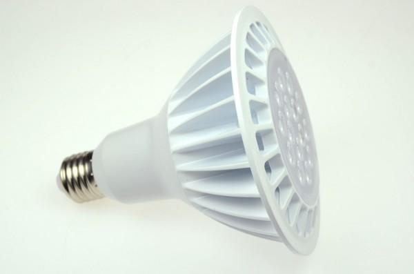 E27 LED-Spot PAR38 LED15x1S27SRB Hochvolt rot/blau (rot/blau°K) Pflanzenlampe. Einsetzbar im Spannungsbereich: 100-240V AC
