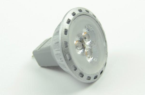 GU4 LED-Spot MR11 AC/DC 200 Lumen 30° warmweiss 2,5W dimmbar Green-Power-LED