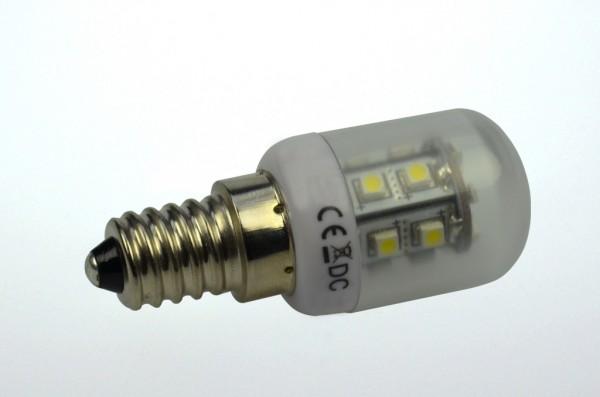 E14 LED-Tubular LED18Tu14L Hochvolt warmweiss (2800°K) . Einsetzbar im Spannungsbereich: 100-240V AC