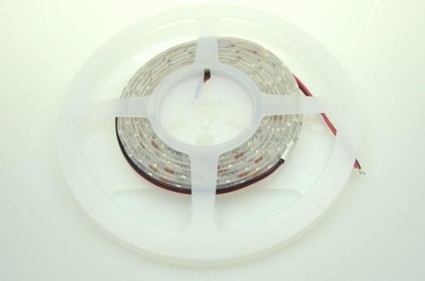 LED-Lichtband Niedervolt DC-kompatibel (gleichstrom-fähig) LED60B200w35o warmweiss (3000°K) dimmbar. Einsetzbar im Spannungsbereich: 12-15V DC
