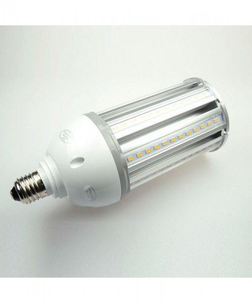 E40 LED-Tubular LED108Tu40Lo Hochvolt warmweiss (3000°K) IP64. Einsetzbar im Spannungsbereich: 100-277V AC