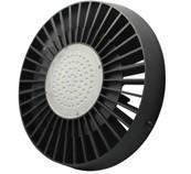 LED-Hallentiefstrahler Hochvolt DC-kompatibel (gleichstrom-fähig) LED100HX22LoKW kaltweiss (6500°K) Toshiba LED. Einsetzbar im Spannungsbereich: 100-277V AC 100-240V DC