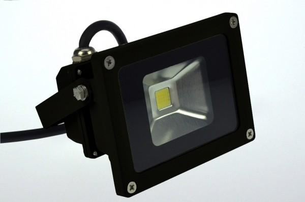 LED-Flutlichtstrahler AC/DC 660 Lumen 120° kaltweiss 12W Green-Power-LED
