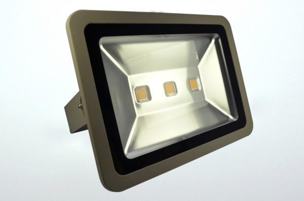 LED-Flutlichtstrahler Hochvolt LED100F22Lo warmweiss (3000°K) . Einsetzbar im Spannungsbereich: 100-240V AC
