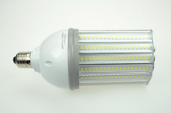 E40 LED-Strassenlampe LED108STR40LoKW Hochvolt kaltweiss (6000°K) IP64. Einsetzbar im Spannungsbereich: 100-277V AC