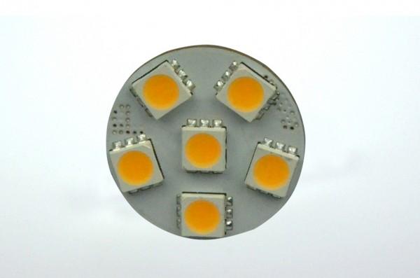 GZ4 LED-Modul AC/DC 100 Lumen 125° warmweiss 1W dimmbar Green-Power-LED