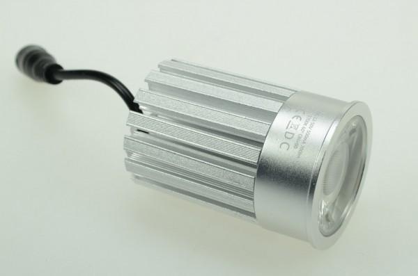 LED-Leuchte Hochvolt LED1x12DL22L warmweiss (2700°K) inkl. Netzteil. Einsetzbar im Spannungsbereich: 100-240V AC