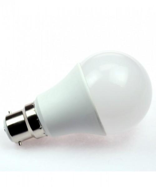 B22D LED-Globe LB60 LED8G6022Lm Hochvolt DC-kompatibel (gleichstrom-fähig) warmweiss (3000°K) 24 Stundenbetrieb. Einsetzbar im Spannungsbereich: 85-265V AC