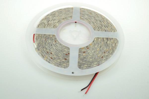 LED-Lichtband Niedervolt DC-kompatibel (gleichstrom-fähig) LED60B500w50o warmweiss (3000°K) dimmbar. Einsetzbar im Spannungsbereich: 12V DC