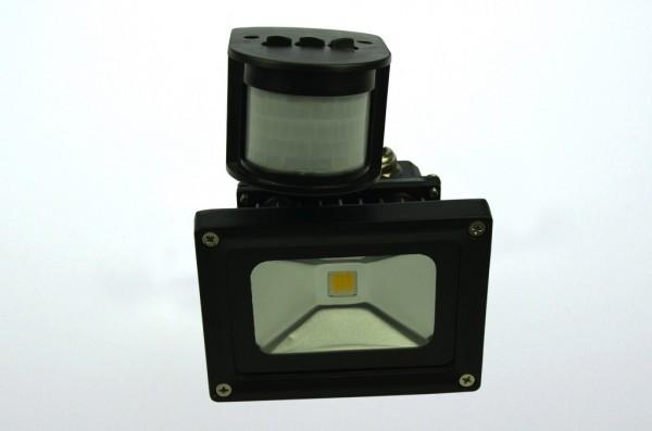 LED-Flutlichtstrahler Hochvolt LED9F22LoB warmweiss (3000°K) . Einsetzbar im Spannungsbereich: 85-265V AC