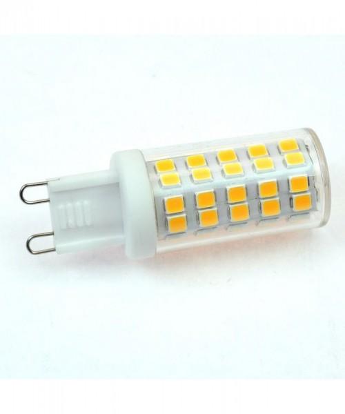 G9 LED-Stiftsockellampe LEDG9Ultimate Hochvolt warmweiss (2700°K) kleine Bauform. Einsetzbar im Spannungsbereich: 220-240V AC