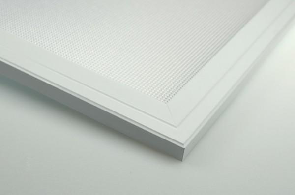 LED-Panel Hochvolt DC-kompatibel (gleichstrom-fähig) LED120PAL62WWKW warm/kaltweiss (3000-6000°K) Flimmerfrei. Einsetzbar im Spannungsbereich: 100-240V AC 27-36V DC