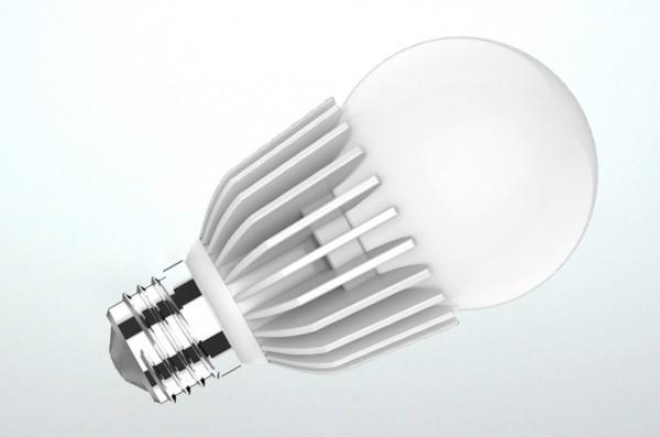 E27 LED-Globe LB60 LED7G6027LmD Hochvolt warmweiss (2700°K) Dimmbar. Einsetzbar im Spannungsbereich: 210-230V AC