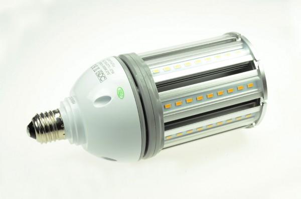 E27 LED-Tubular LED81Tu27Lo Hochvolt warmweiss (3000°K) IP64. Einsetzbar im Spannungsbereich: 100-277V AC