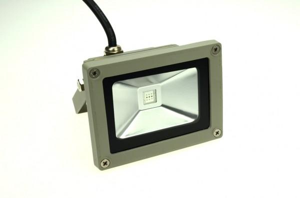 LED-Pflanzenleuchte Hochvolt LED9F22LoRB rot/blau 450/660 Nm Pflanzenzucht/Wachstum. Einsetzbar im Spannungsbereich: 100-240V AC