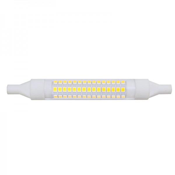R7S LED-Stablampe LEDR7sSlim118W Hochvolt kaltweiss (6400°K) rundabstrahlend. Einsetzbar im Spannungsbereich: 220-240V AC