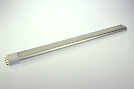 2G10 LED-Kompaktlampe LED72Ko2G11LNW Hochvolt neutralweiss (4100°K) inkl. Netzteil. Einsetzbar im Spannungsbereich: 100-240V AC
