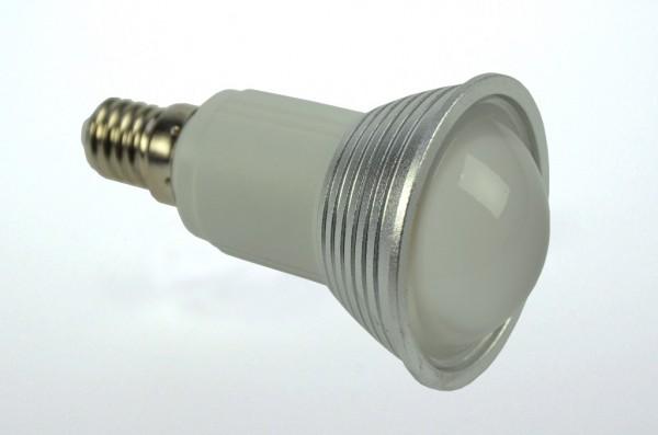 E14 LED-Spot PAR16 LED9S14LD Hochvolt warmweiss (2800°K) dimmbar. Einsetzbar im Spannungsbereich: 180-260V AC