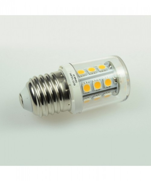E27 LED-Tubular AC/DC 250 Lumen 300° warmweiss 2 W dimmbar Green-Power-LED