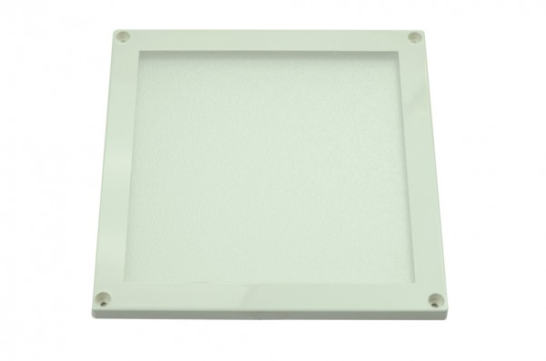 LED-Panel DC 140 Lumen 100° warmweiss 3W Green-Power-LED