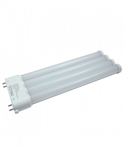 2G10 LED-Kompaktlampe LED96Ko2G10LNW Hochvolt neutralweiss (4000K°K) internes Netzteil. Einsetzbar im Spannungsbereich: 85-265V AC