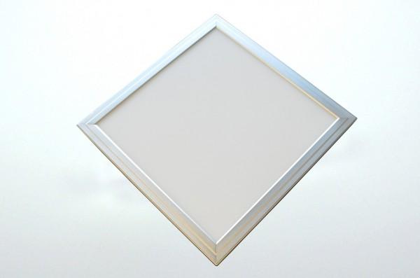 LED-Panel Hochvolt LED120PALKW62 kaltweiss (5500-6500°K) Einbaupanel. Einsetzbar im Spannungsbereich: 90-305 AC