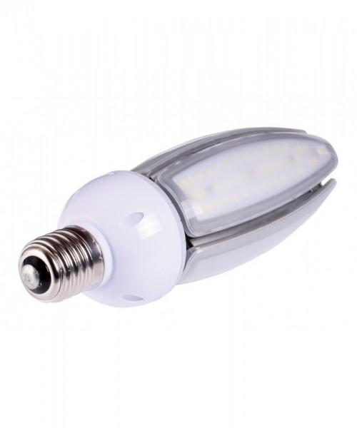 E40 LED-Tubular LED168Tu40LoNW Hochvolt warmweiss (1900°K) IP65, 4KV. Einsetzbar im Spannungsbereich: 100-277V AC