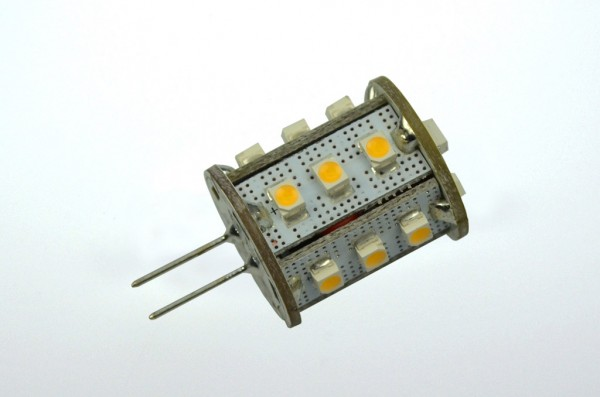 G4 LED-Stiftsockellampe AC/DC 180 Lumen 300° neutralweiss 1,9W dimmbar Green-Power-LED