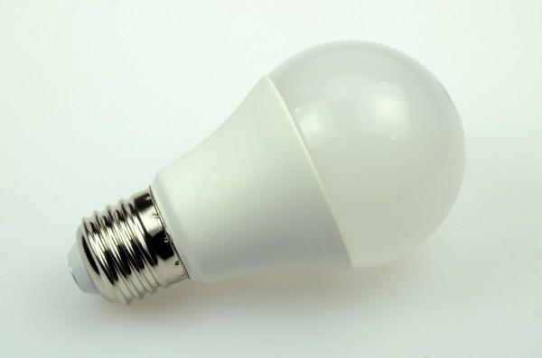 E27 LED-Globe LB60 LED8G6027LmKW Hochvolt DC-kompatibel (gleichstrom-fähig) kaltweiss (6500°K) 24 Stundenbetrieb. Einsetzbar im Spannungsbereich: 85-265V AC
